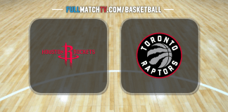 Houston Rockets at Toronto Raptors
