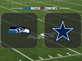 Seattle Seahawks vs Dallas Cowboys