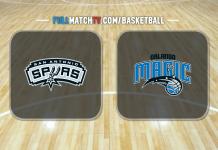San Antonio Spurs vs Orlando Magic