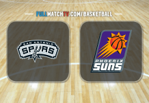 San Antonio Spurs vs Phoenix Suns