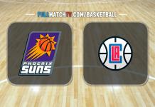 Phoenix Suns vs Los Angeles Clippers