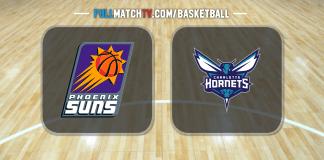 Phoenix Suns vs Charlotte Hornets