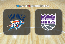 Oklahoma City Thunder vs Sacramento Kings
