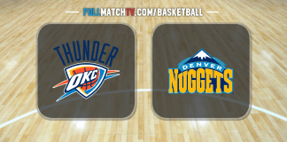 Oklahoma City Thunder at Denver Nuggets