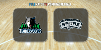 Minnesota Timberwolves vs San Antonio Spurs