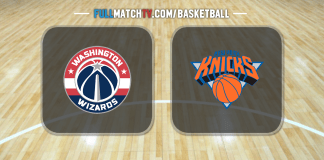 Washington Wizards vs New York Knicks