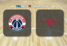 Washington Wizards vs Houston Rockets