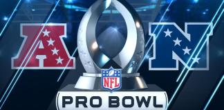 NFL 2018. Pro Bowl