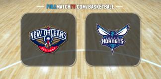 New Orleans Pelicans vs Charlotte Hornets