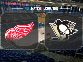 Detroit Red Wings vs Pittsburgh Penguins