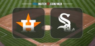 Houston Astros at Chicago White Sox