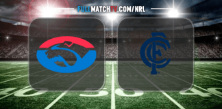 Western Bulldogs vs Carlton Blues