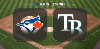Toronto Blue Jays vs Tampa Bay Rays