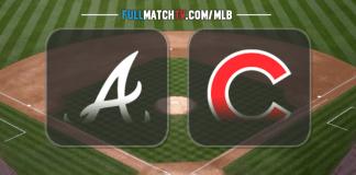 Atlanta Braves vs Chicago Cubs