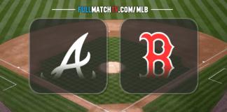 Atlanta Braves at Boston Red Sox