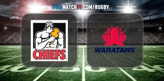 Chiefs vs Waratahs