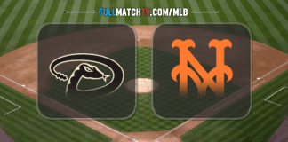 Arizona Diamondbacks vs New York Mets
