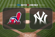Cleveland Indians vs New York Yankees