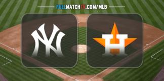 New York Yankees vs Houston Astros