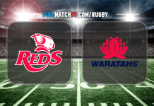 Queensland Reds vs Waratahs