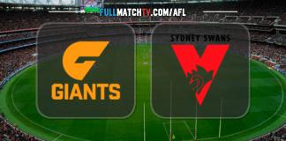 GWS Giants vs Sydney Swans