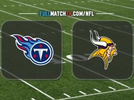 Tennessee Titans vs Minnesota Vikings