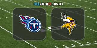 Tennessee Titans vs Minnesota Vikings