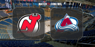 New Jersey Devils vs Colorado Avalanche