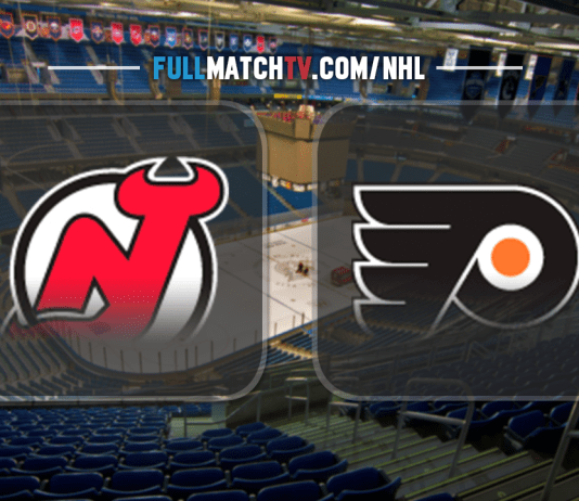 New Jersey Devils vs Philadelphia Flyers