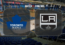 Toronto Maple Leafs vs Los Angeles Kings