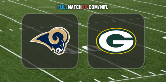 Los Angeles Rams vs Green Bay Packers