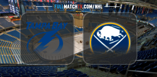 Tampa Bay Lightning vs Buffalo Sabres