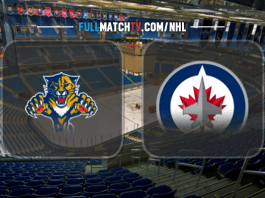 Florida Panthers vs Winnipeg Jets