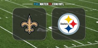 New Orleans Saints vs Pittsburgh Steelers