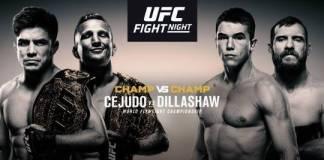 UFC Fight Night 143