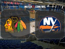Chicago Blackhawks vs New York Islanders