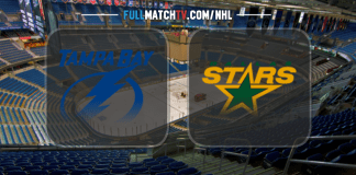 Tampa Bay Lightning vs Dallas Stars