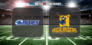 Blues vs Highlanders