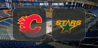 Calgary Flames vs Dallas Stars