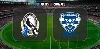 Collingwood Magpies vs Geelong Cats