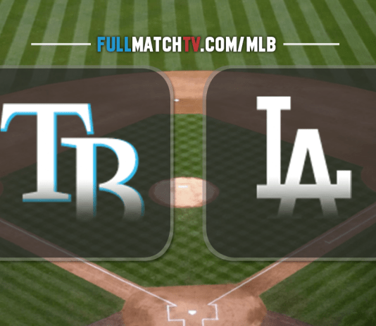 Tampa Bay Rays vs Los Angeles Dodgers