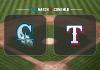 Seattle Mariners vs Texas Rangers