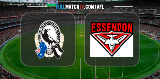 Collingwood Magpies vs Essendon Bombers