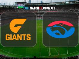 GWS Giants vs Western Bulldogs