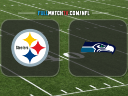 Pittsburgh Steelers vs Seattle Seahawks