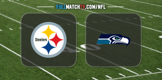 Pittsburgh Steelers vs Seattle Seahawks