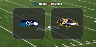 Seattle Seahawks vs Baltimore Ravens