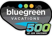 NASCAR Bluegreen Vacations 500