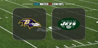 Baltimore Ravens vs New York Jets