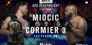 UFC 252: Miocic vs Cormier 3